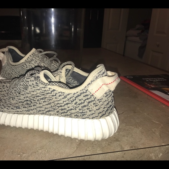online store b571b f54ae Yeezy turtle dove yeezy's ultra boost 350
